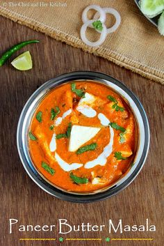 paneer butter masala- Tried it and came out pretty good