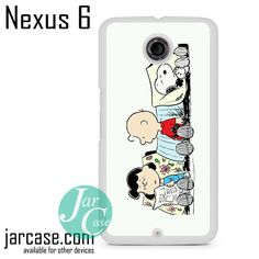 Snoopy In Bed Phone case for Nexus 4/5/6