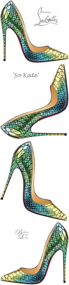 Brilliant Luxury * Christian Louboutin