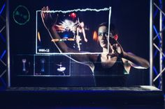 Leia Display System: The mid-air touchscreen you can control with your whole body