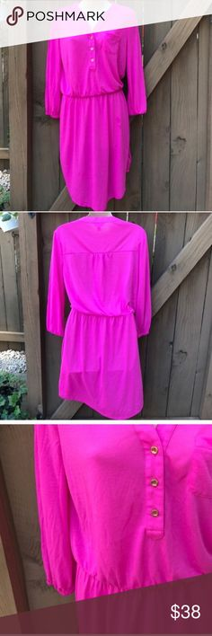 Size S Lilly Pulitzer pink Beckett dress Size S Lilly Pulitzer pink Beckett dress Lilly Pulitzer Dresses