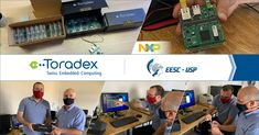 Toradex is happy to help make remote practical classes on #Embedded Systems a reality during this pandemic. With a donation of 40 #Colibri #VF50 CoMs along with #Viola carrier boards to the #Aeronautical Engineering Department EESC at the University of São Paulo, Brazil, Toradex hopes to enable the EESC in its endeavor to allow students to move from a hobbyist environment to a professional one. #GlaucoCaurin #GuilhermeFernandes #Vybrid #NXP #NXPpartner Brazil, Remote, Engineering, Environment, Students, University, Boards, Marketing, News