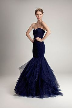 Wedding Trend 2014 #navy #navy blue.....