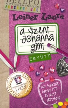 A Szent Johanna Gimi 2. – Együtt- Leiner Laura I Love Books, Books To Read, I Love Reading, Book Recommendations, Christmas Ornaments, My Love, Holiday Decor, Films, Smoothie