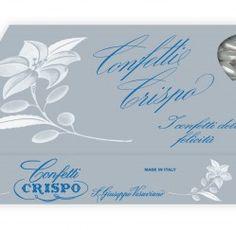 25 anni: le famose nozze d'argento. Immancabili i confetti argento.