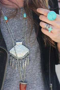 still obsessed with southwestern jewelry