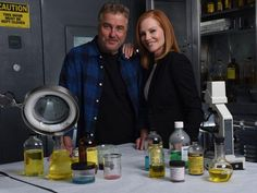 """""""Who are they?"""" Original """"CSI"""" stars are back for one final case: http://usat.ly/1VfGWYu"""