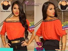 Blusa Ref: 1261