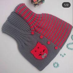 Diy Crafts - DIY & crafts projects, contents and more - Diy Crafts Deine Freunde Dein Schicksal Dein Fest 639792690794234436 P Baby Sweater Patterns, Baby Sweater Knitting Pattern, Knitted Baby Cardigan, Baby Dress Patterns, Baby Knitting Patterns, Vest Pattern, Free Pattern, Knitting For Kids, Hand Knitting