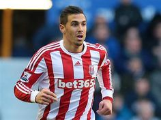 Geoff Cameron...midfielder/defender for Stoke City and US Men's National Team