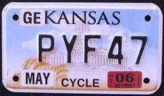 Kansas - Geary County Car Tags, Are You The One, Kansas, Company Logo