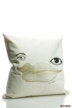 Manray Eye Cushions by INAMATT (Lips)