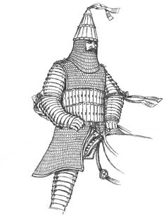 Cataphract from Dura Europos by Tooril