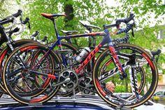 シルヴァン・シャヴァネル(フランス、IAMサイクリング)のスコット ADDICT