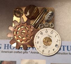 """Steampunk Treasure """"That is not Steampunk"""" don't allowed by Idegiyas on Etsy"""