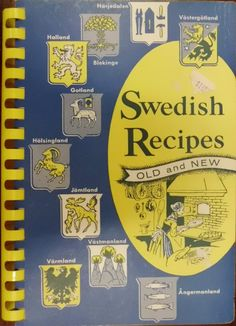 This is in my Swedish Cookbook collection-Lots of old recipes from Swedish Immigrants