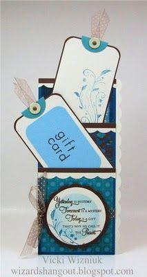 gift card card