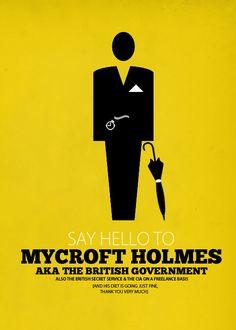 Oh, I'd say hello to him alright. I'd say hello so hard. :D (Haz mycroft/gatiss issues)