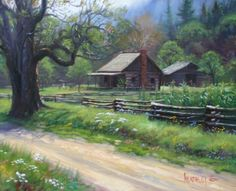 Road to Yesteryear by Mark Keathley