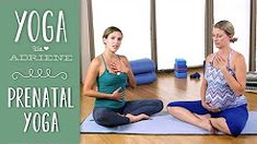 In this free Prenatal Yoga video, Adriene offers 5 poses that are safe for all Trimesters. Practice mindfully, nurture your body and connect to intuition. Prenatal Workout, Prenatal Yoga, Pregnancy Workout, Pregnancy Info, Boy Pregnancy, Pregnancy Videos, Pregnancy Memes, Pregnancy Fitness, Pregnancy Style