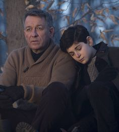 Gotham 1x15 - Alfred & Bruce Wayne #tv #comicbooks #DCComics #Batman