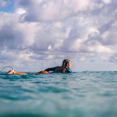 surf and blue
