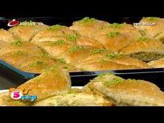 Hazır Yufkadan Baklava Tarifi | Kolay Baklava Tarifi - YouTube