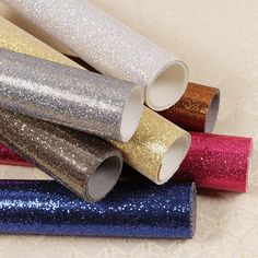 125.83$  Buy here - http://alit7c.worldwells.pw/go.php?t=32538467119 - 16 colors Modern Glitter Wallpaper Living Room club commercial decorative Glitter Textile Wallpaper Fabric wall covering