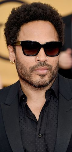 Lenny Kravitz in glasses