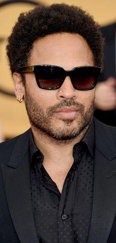 Lenny Kravitz in glasses