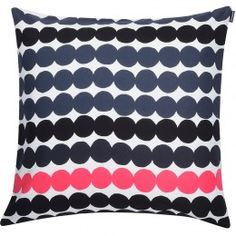 Räsymatto cushion cover from Marimekko by Maija Louekari