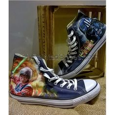 converse shoes only 19 dollars,and get one free gift Cool Converse, Painted Converse, Painted Canvas Shoes, Custom Painted Shoes, Painted Sneakers, Custom Converse, Outfits With Converse, Hand Painted Shoes, Converse Shoes