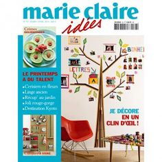 Marie Claire Idees - love it. have this one, lovely colour-ideas in this number.