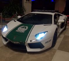The Police Cars of Dubai have left the building! Watch this video of the prestigious police car fleet leaving the show room! Which is your favorite??? Click the pic to see...