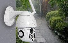 It records clear images in resolution rain or shine, day and night, to provide safety and reliability. Take your security system to the next level and give your self the tools to fight back against unwanted visitors. Best Home Security System, Security Cameras For Home, Outdoor Camera, Network Cable, Wifi Router, App, Sd Card, Make It Yourself, Tools