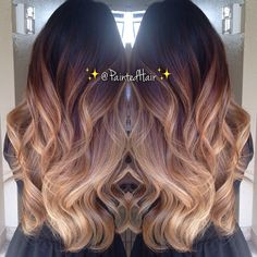 P. Nikole @paintedhair Instagram photos | Websta <3 want to recreate this look? Come stop by Top Level Salon :)  #TopLevelSalon