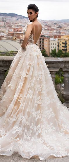 Milla Nova Bridal 2017 Wedding Dresses bella / http://www.deerpearlflowers.com/milla-nova-2017-wedding-dresses/