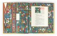 A modern medieval Bible by Gustavo Piqueira