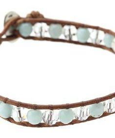"Chan Luu 6"" Amazonite Mix Bracelet #accessories  #jewelry  #bracelets  https://www.heeyy.com/suggests/chan-luu-6-amazonite-mix-bracelet-amazonite-silver-shade/"