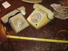 RETRO ,,TELEFONY 2KS