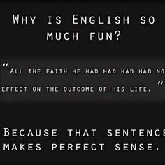 English IS cool