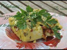 Recette Clafoutis mozzarella et tomates, par Jacre - Ptitchef