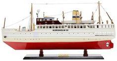Model Ship Korsholm Boats Sailing New OM-68