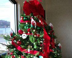 Welsh Christmas Tree