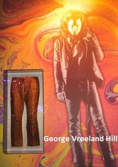 The Hard Rock Café in Hollywood, California. Photo by, George Vreeland Hill Hollywood California, In Hollywood, Morrisons, Jim Morrison, Hard Rock, Leather Pants, Fictional Characters, Leather Jogger Pants, Leather Joggers