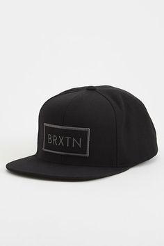 60137389798 Rift Snapback - Brixton - Hats   JackThreads Brixton Hats
