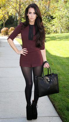 Beauty Bybel: 3 FALL Fashion Looks!