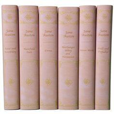 Jane Austen Set