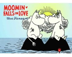 Moomin books reworked in full colour