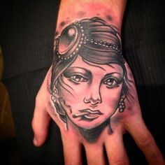 I did this at cyprus tattoo convetion!!